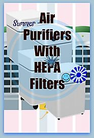 Air Purifier With HEPA Filter For Allergy Sufferers - Cheerful Cart