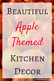 Apple Decorations for Kitchen | UpModeled