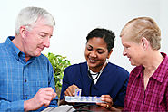Avoiding Medication Mistakes Among Senior Adults