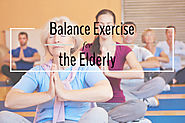 Balance Exercise for the Elderly