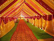 Tent house in Indira Nagar, Search Online Tent House Nearby your location, Tent house services