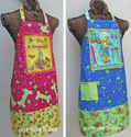 Free pattern: Simple chef's apron