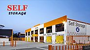Types of Self Storage Facilities in UAE
