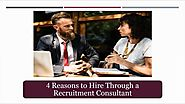 Recruitment Consultant Agencies in UAE
