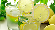Health Benefits of Drinking Lemon Water on Daily Basis