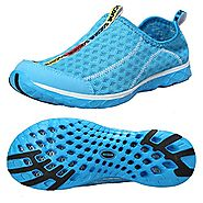 Zhuanglin Women's Quick Drying Aqua Water Shoes