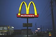 McDonald's Decides to Embrace Fast-Food Identity