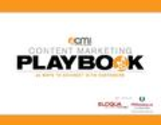 2011 CMI Content Marketing Playbook