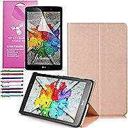 "LG G Pad X 8.0 / G Pad III/3 8.0 Case, EpicGadget(TM) Luxury Lightweight Slim Folio Smart Cover Case for 8"" GPad X 8...."