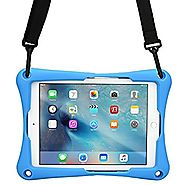 LG G Pad 8.3, Google Play, LTE case, COOPER TROOPER 2K Shoulder Strap Rugged Heavy Duty Tough Protective Drop Shock P...
