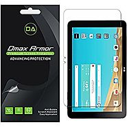 [3-Pack] Dmax Armor® LG G Pad X 10.1 Anti-Glare & Anti-Fingerprint Screen Protector - Lifetime Replacements Warranty-...