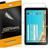[3-Pack] Supershieldz- Anti-Bubble HD Clear Screen Protector For LG G Pad X 10.1 + Lifetime Replacements Warranty - R...