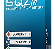 Sqzin Review: New Software Builds Lists & Get Clicks To Your Offers - FlashreviewZ.com