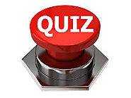 Quiz: Test your knowledge