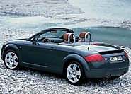 Audi Convertible Top Parts Repair