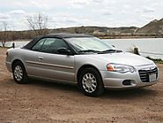 Chrysler Sebring Convertible Top For 2004 Model