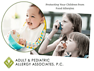 Useful Tips to Keep Children Safe from Allergies