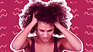Why you should never ignore these signs from your hair