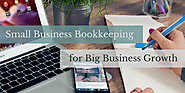 5 Tips to choose the Best Small Business Bookkeeping Services