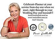 Toni Collett Professional Marriage Celebrant Sunshine Coast