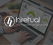 10X faster on sourcing talent | Hiretual