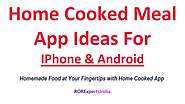 Home Cooked Food Finder App for IPhone & Android by RORExpertsIndia - Video Dailymotion