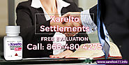 Features of Xarelto Lawsuit Settlements
