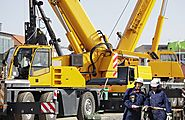 Hire The Right mobile Crane Hire Services