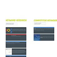 Tools for keyword analysis