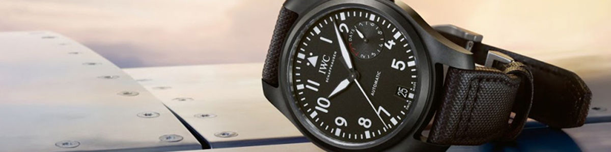 Headline for 8 Things To Know About IWC Mark Watches