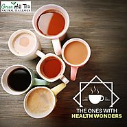 Ceylon Tea, Buy Organic Ceylon Tea Online: Green Hill Tea