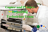 Top 5 Things to Ensure While Choosing a Copier and Printer Repairing Technician Team -