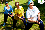 Maintaining Your Youth through Exercise