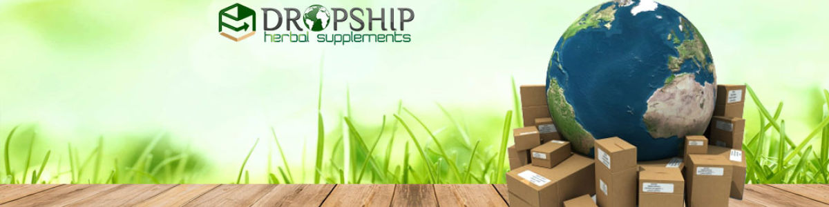 Headline for Dropshipping of Natural Health Supplements