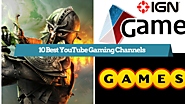 10 Best YouTube Gaming Channels of 2017 that You MUST Follow!!!