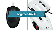 Logitech G600 gaming mouse Review
