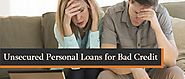 Credible Deals on Unsecured Personal Loans for Bad Credit Borrowers