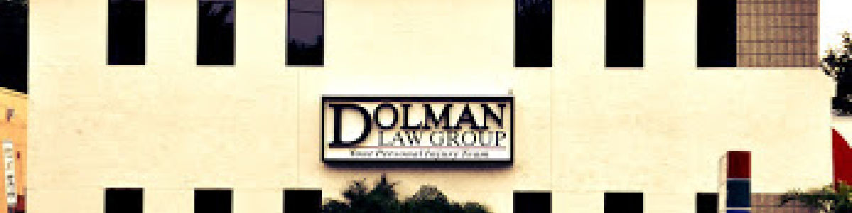 Headline for Dolman Law Group Practice Areas and Related News