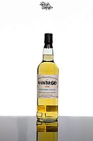 A Different Class Of Single Grain Whisky