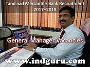Tamilnad Mercantile Bank Recruitment