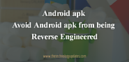 Android apk: How to avoid Reverse Engineering of an Android apk File - Tech Tunes