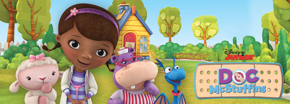Headline for Doc McStuffins Toys- Reviews and Resources for Parents