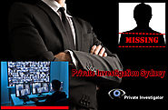 Private investigation Sydney - Privateinvestigator.sydney