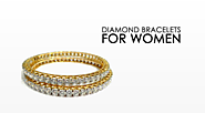 Beautiful Diamond Bracelets - Perfect Dress Up to Your Hands