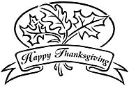 Happy Thanksgiving Coloring Pages 2017 - Free Thanksgiving Coloring