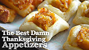 Happy Thanksgiving Appetizers 2017 - 10 Thanksgiving Appetizers Ideas