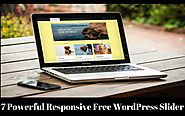 7 Powerful Responsive Free WordPress Slider plugins To Present Site Content Engagingly