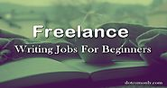 15 Best Websites To Find Freelancing Writing Job For Beginners - Dot Com Only