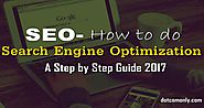 SEO Search Engine Optimization How To Do? - Dot Com Only