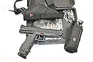 Tiberius Arms T8.1 Paintball Pistol Player's Kit - Black